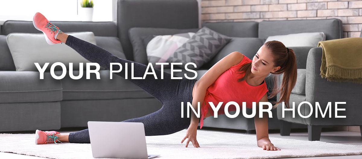 Your Pilates in Your Home